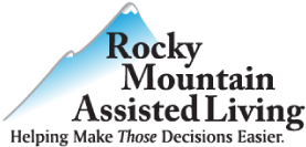 Rocky Mountain Assisted Living Logo