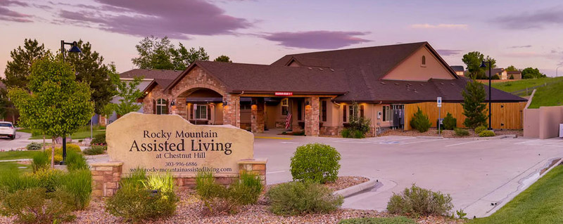highlands ranch colorado assisted living chestnut hill